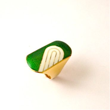 R-1500, Enamel ring