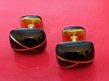 M-309, Cufflinks by Angela Cummings.