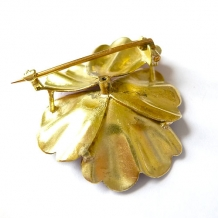 B-0720 Flower brooch