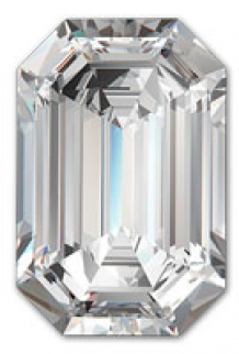 D-UTPV, a 2 ct. Emerald Cut Diamond