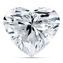 D-SSWQ,   Heart-shaped diamond