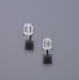 OC-010 Diamond Earrings