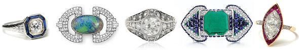 Classic Style Jewels - Art Deco
